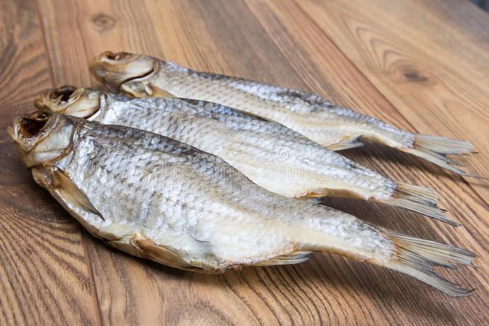Cá khô Vobla Astrakhan – 1kg