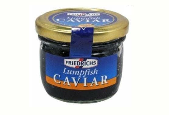Trứng cá muối caviar hộp 105gr