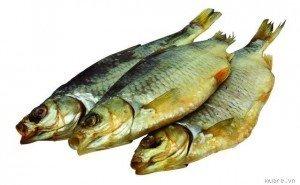 Cá khô Vobla Astrakhan - 1kg